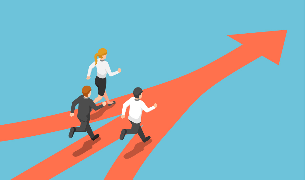 Do startups need to benchmark competition?