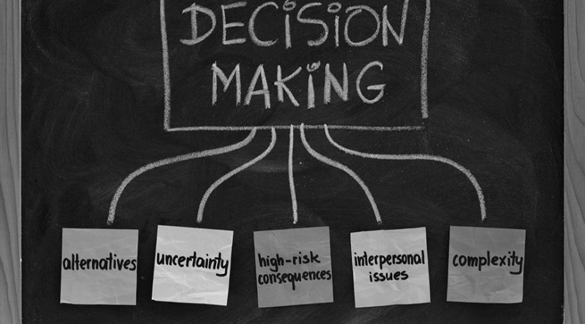 How do CEO or Top Management Take Decision?